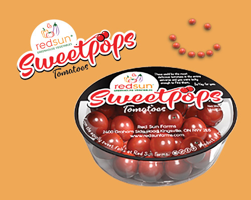 Sweetpops – The Sweet Little Pop-able Tomato!