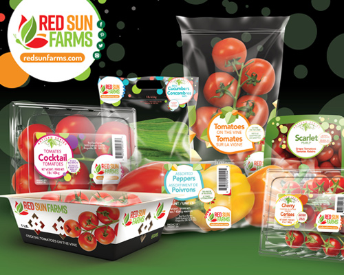 Red Sun Farms Announces Fresh New Logo