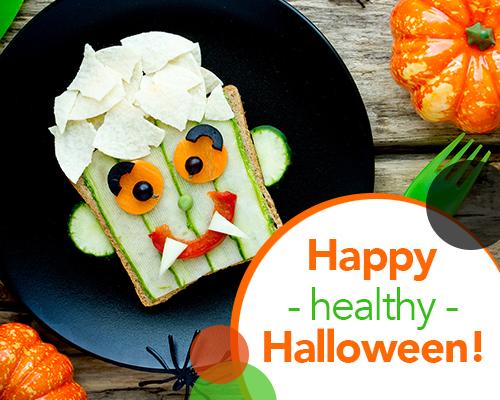 Happy Healthy Halloween!
