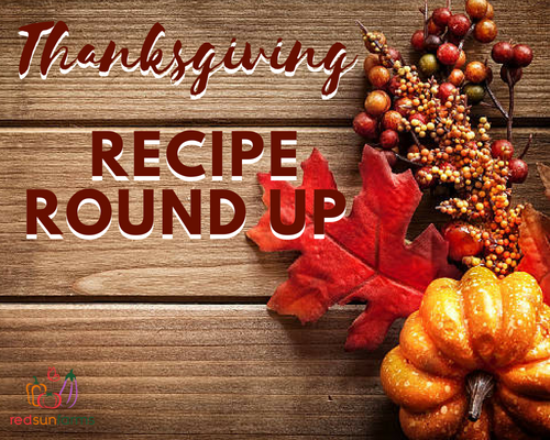 Thanksgiving Recipe Roundup
