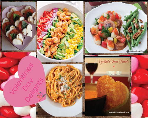 Valentine's Day Delights by Red Sun Farms