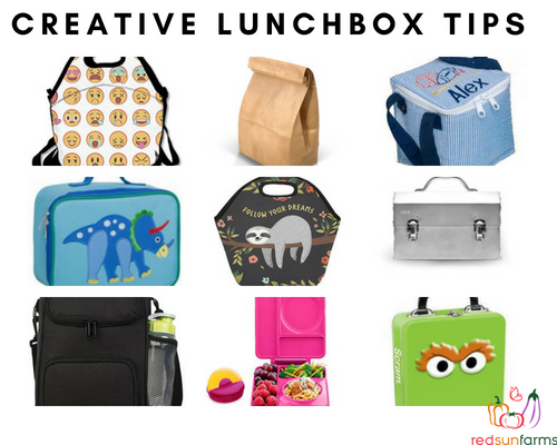 Creative Back to School Lunchbox Tips