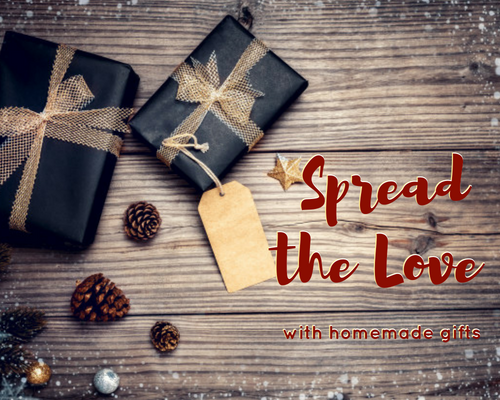 Spread the Love with Handmade Gifts