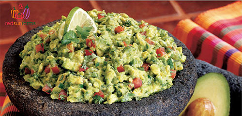 Mexican Avocado Pico de Gallo