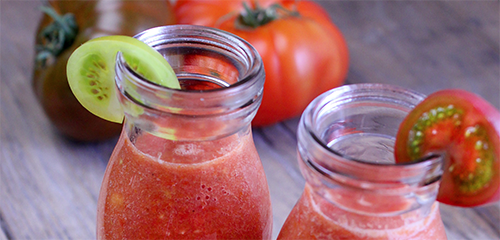 Spicy Tomato Blaster Smoothie
